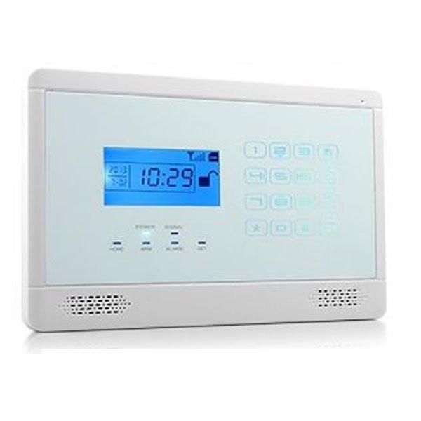 Allarme casa wireless m2e combinatore gsm gestibile da remoto - Allarme per casa senza fili ...