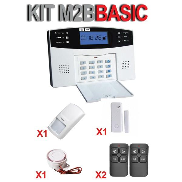 Videosorveglianza allarmi e antifurto kit wireless esterno - Antifurto casa 365 ...