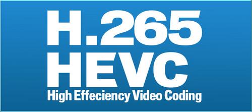 Coded videosorveglianza H.265